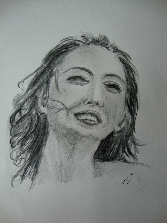woman`s face