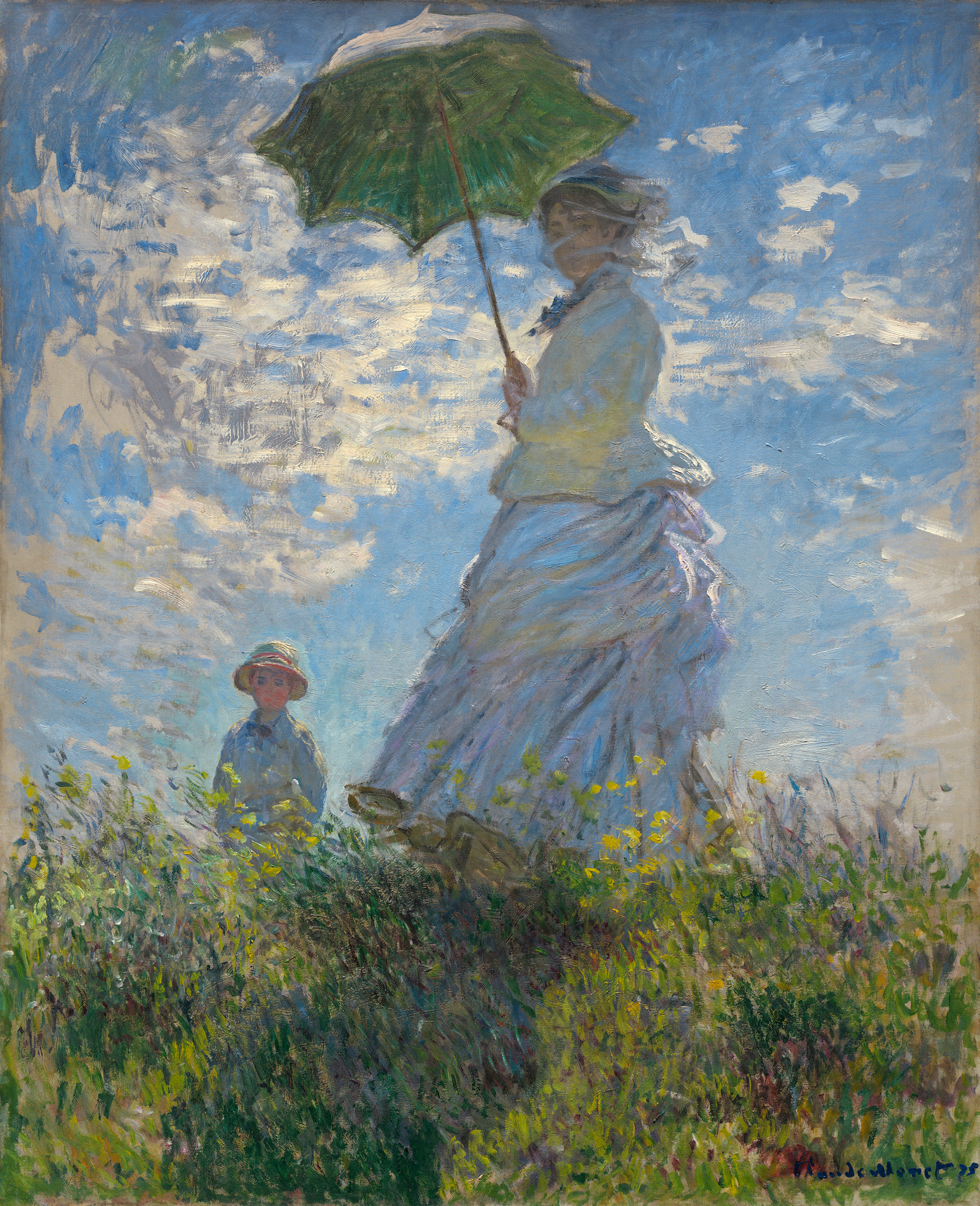 Monet Umbrella - Compare Prices, Reviews and Buy at Nextag - Price