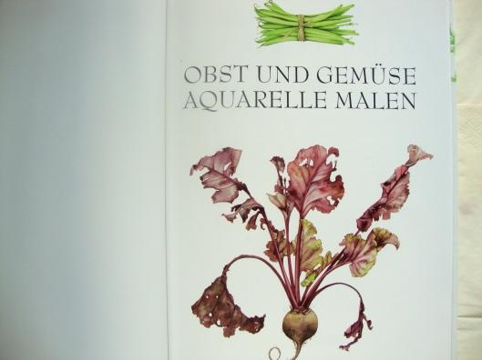 Obst und Gemüse - Aquarelle Malen - Billy Showell