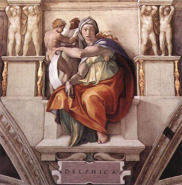 Delphic Sibyl