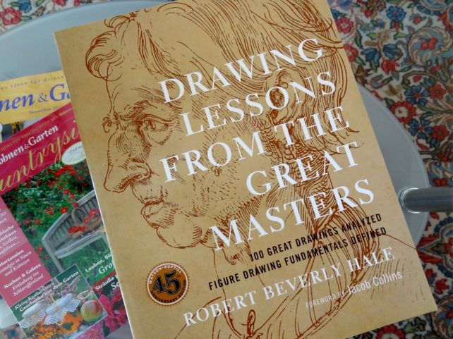 Drawing Lessons form the Great Masters - Robert Beverly Hale