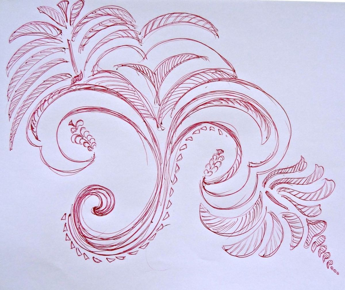 Freehand Designs 3
