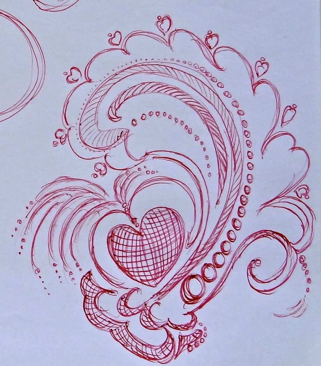Freehand Designs 4