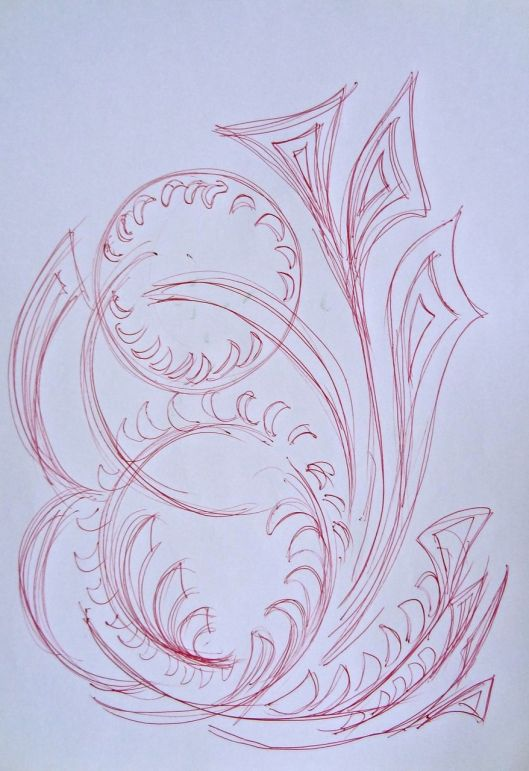 Freehand Designs 5