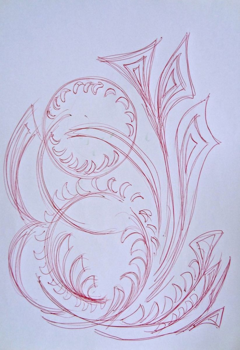 Freehand Designs 6