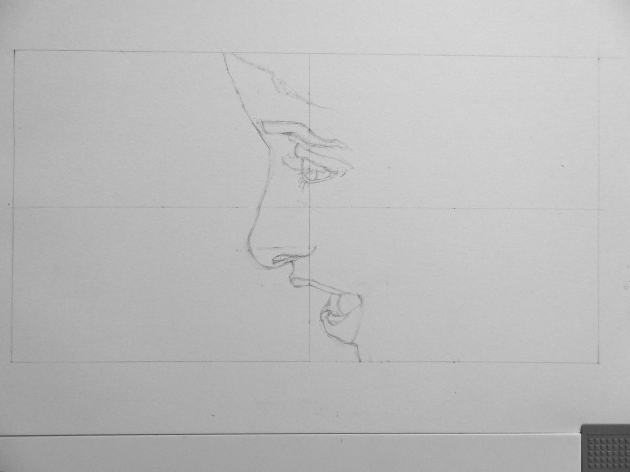 Line Drawing Pencil : Moved permanently