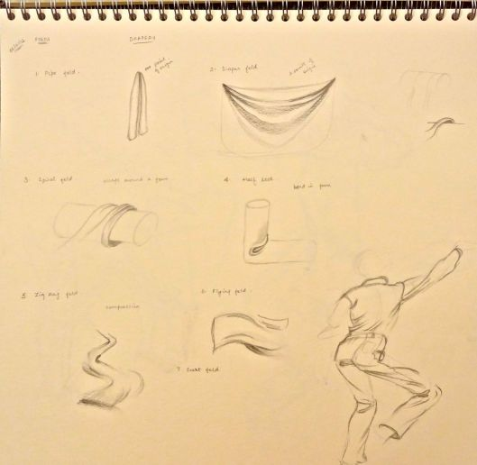 Folds (Glenn Vilppu)