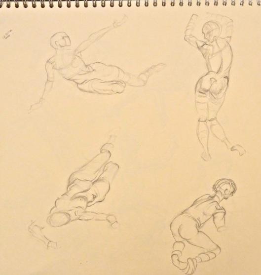 Figure Studies (Glenn Vilppu)
