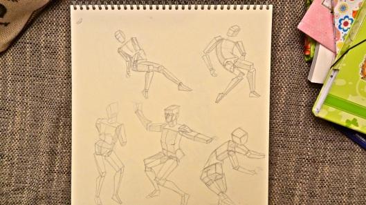Box forms (Glenn Vilppu)