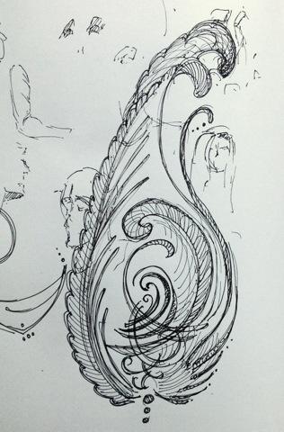 Doodling..