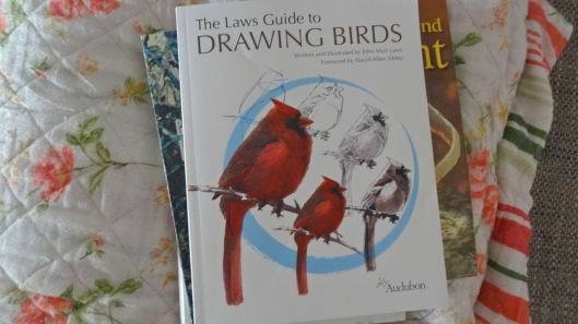 'The Laws guide to drawing birds' by John Muir Laws