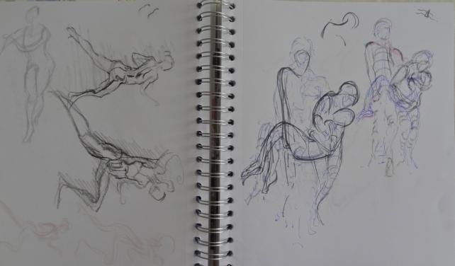 scribble method