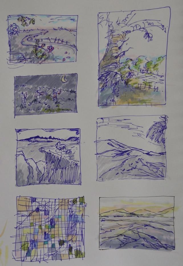 landscape thumbnails