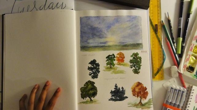 treesketches