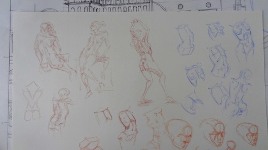 gesturesketches